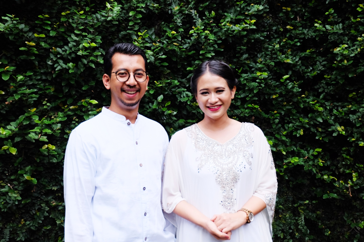 Commission: Putra & Karima Prewedding Session