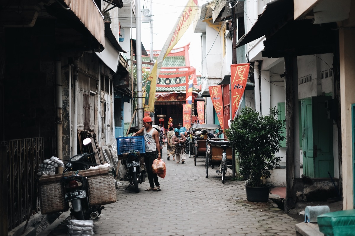 Spending a Morning at Chinatown of Semarang