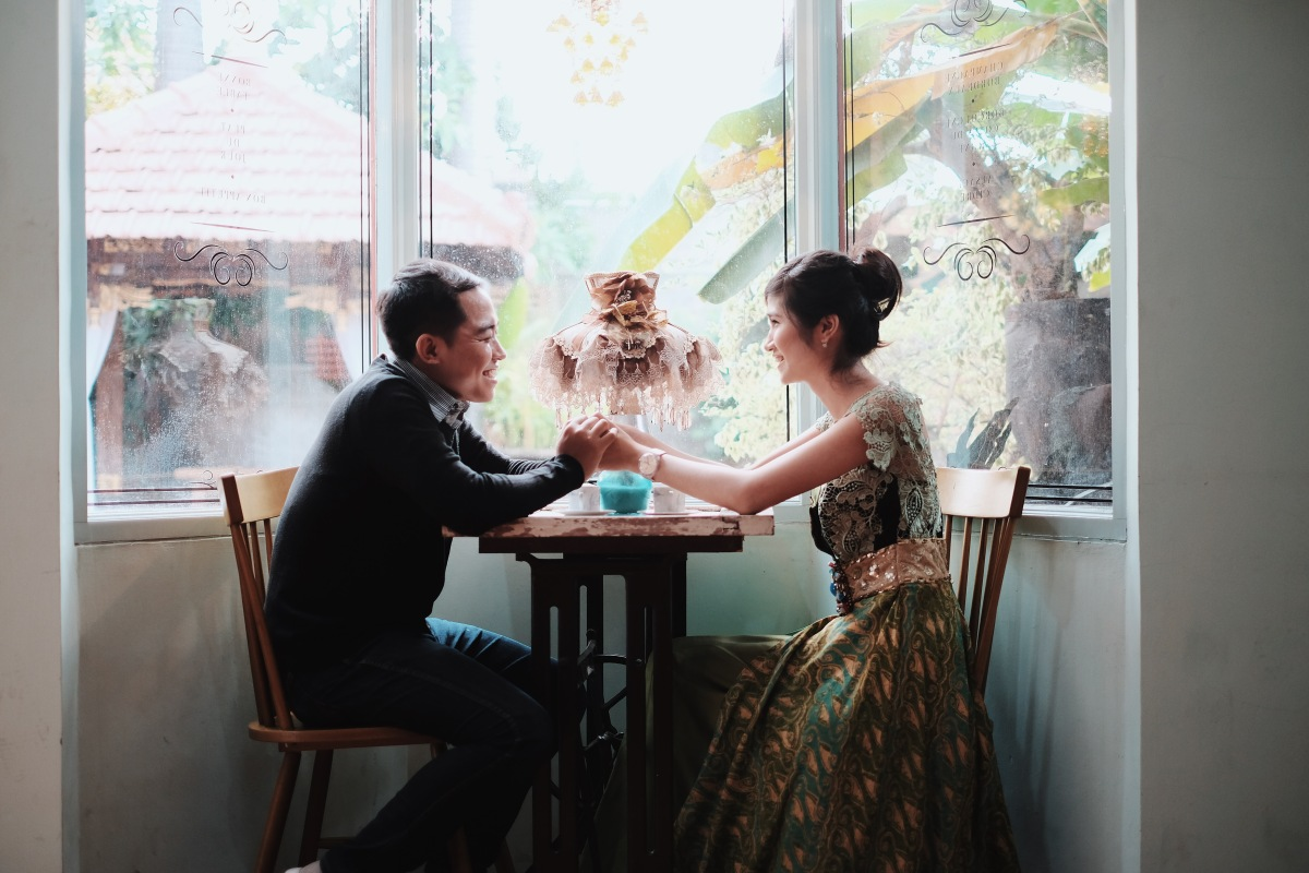 Commission: Benino & Elisa Prewedding Session