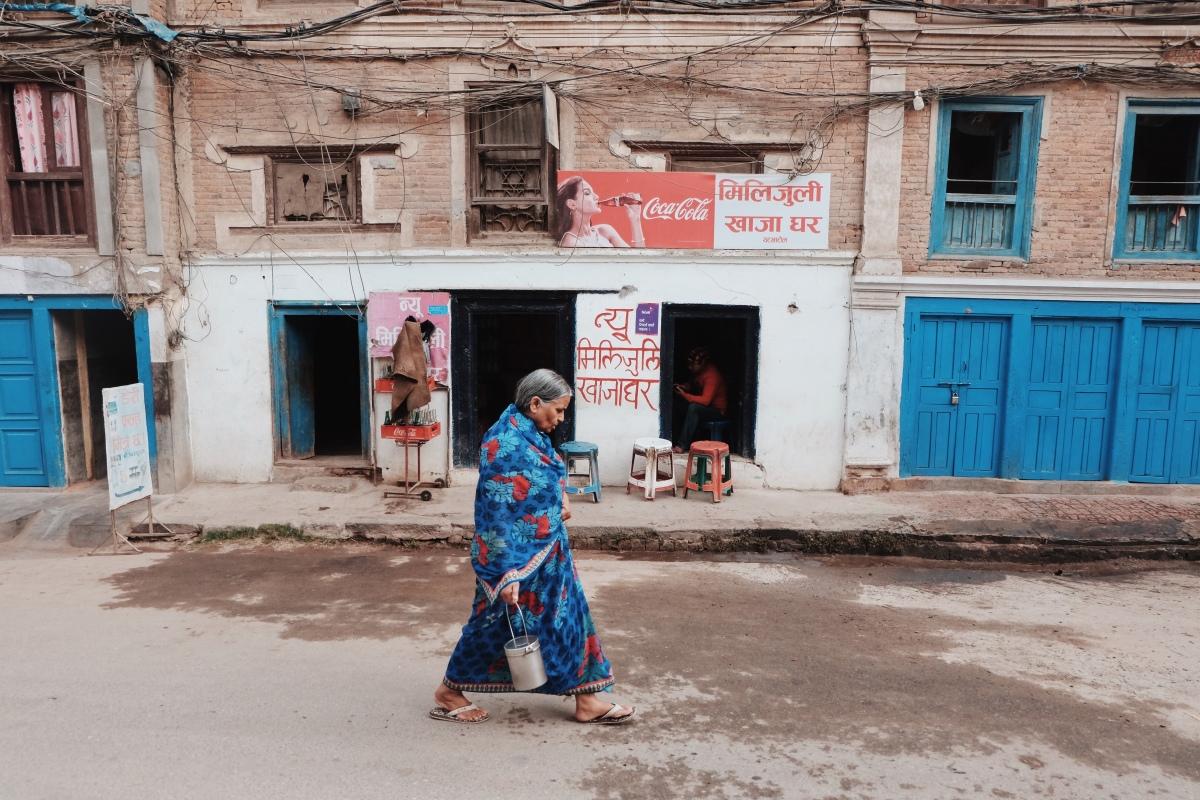 Menjelajahi Jalanan Kathmandu Lewat StreetPhotography